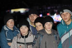 Ребята из Тогучинсткого Детского дома на турнире по единоборствам ,,Кубок Дружбы,,