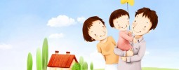 Lovely_illustration_of_Happy_family_in_field_2_wallcoo.com_-1024x593